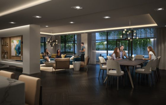 EIGHT FORTY indoor lounge info-BuzzCondos