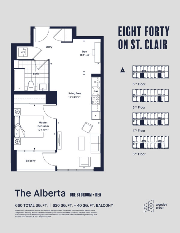 EIGHT FORTY 1bd info-BuzzCondos