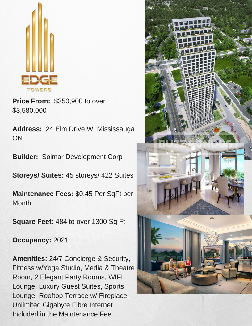 Edge Tower 2 Condos project info-BuzzCondos
